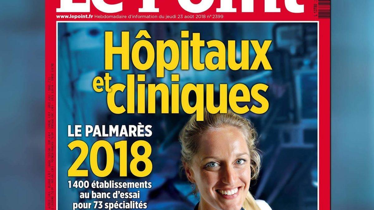 meilleurs hôpitaux de France