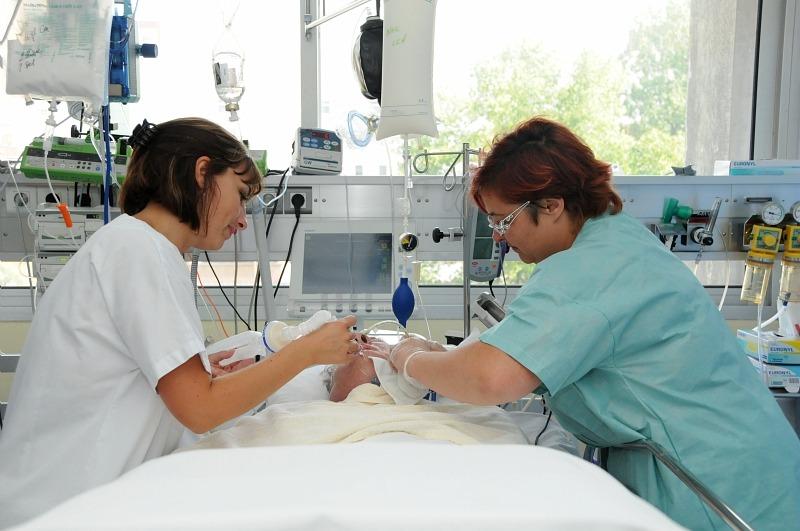 Ecole d'Infirmiers Anesthésistes