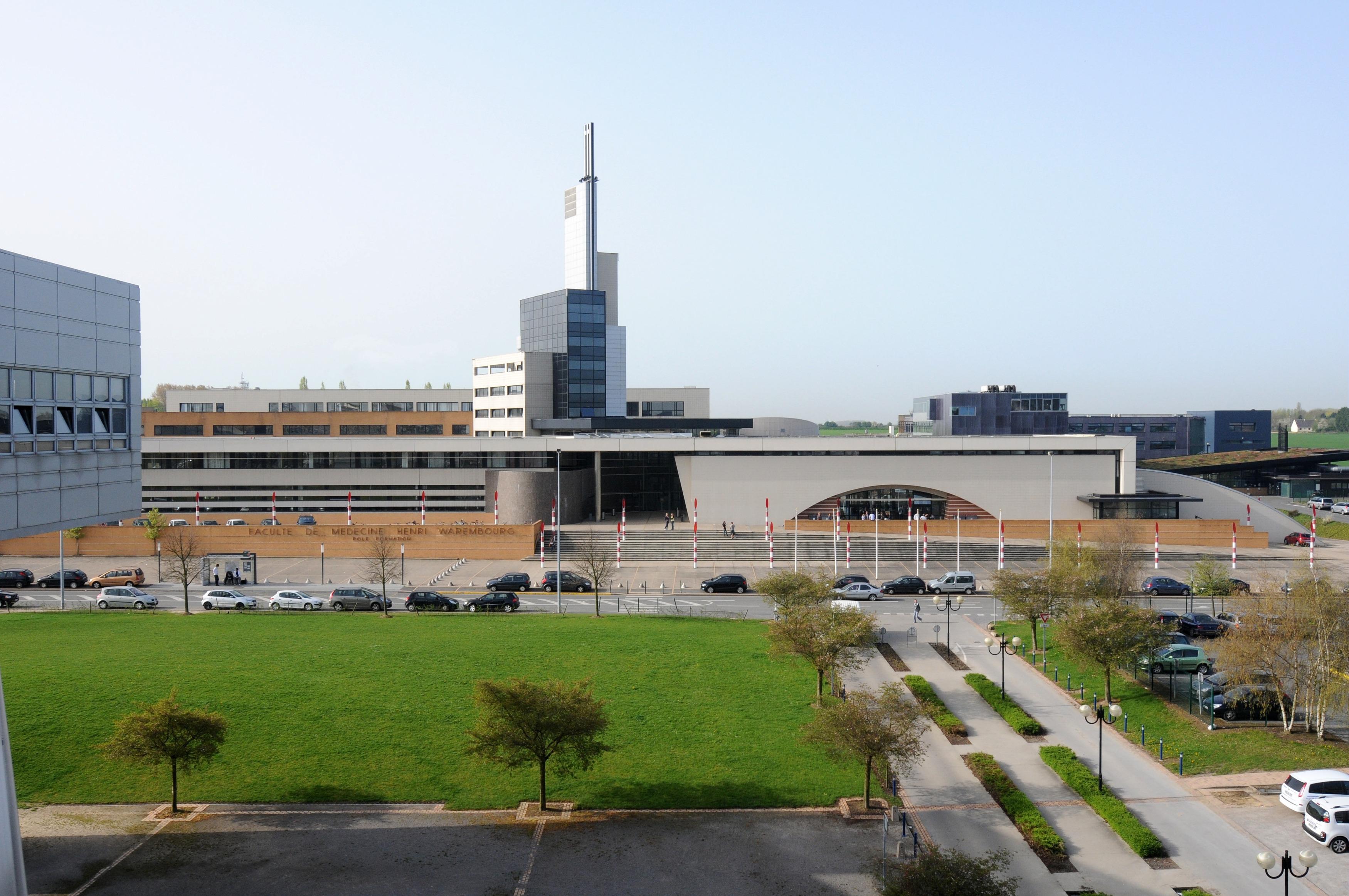 Faculté de médecine du CHU