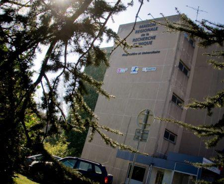 Maison régionale de la recherche clinique CHU