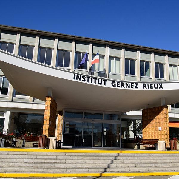 Institut Gernez Rieux Chu de Lille