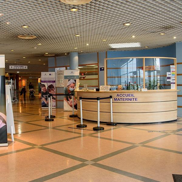 Hôpital Jeanne de Flandre Lille accueil