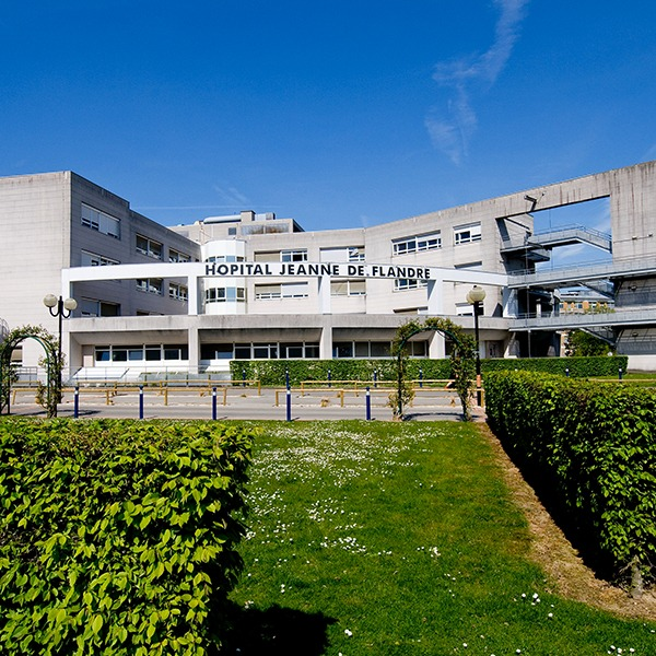 Hôpital Jeanne de Flandre CHU de Lille