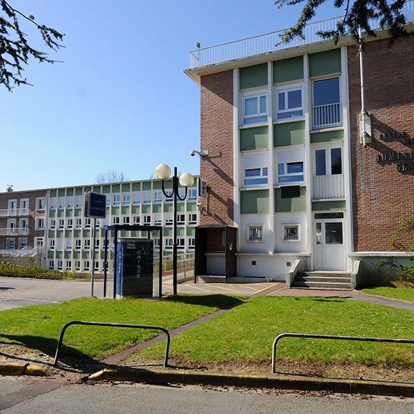 Services administratifs du CHU de Lille