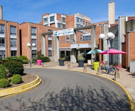 Hôpital gériatrique les Bateliers Lille