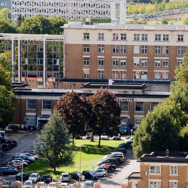 Hôpital Calmette CHU