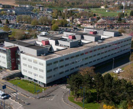 Centre de biologie et pathologie CHU