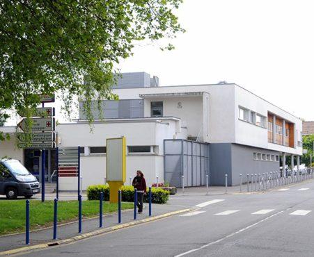 chambre mortuaire du CHU de Lille