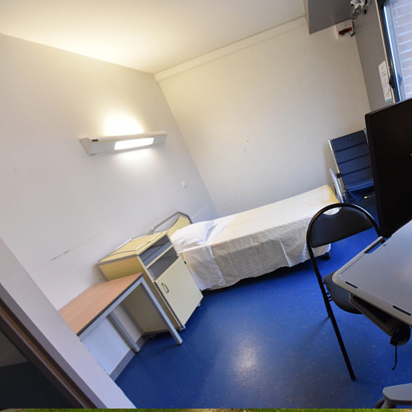 Hôpital Fontan CHU de Lille