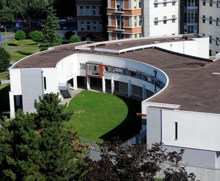 Hôpital Fourrier CHU