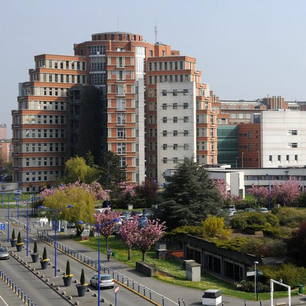 Hôpital Huriez CHU de Lille