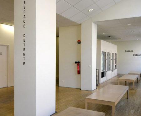 Hôpital Huriez CHU espace détente
