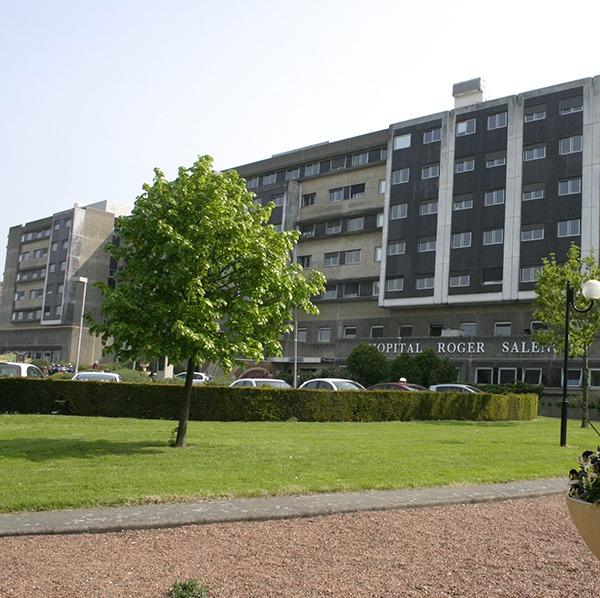 Hôpital Salengro de Lille