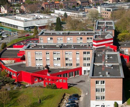 Hôpital SwynghedawLille