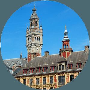 Vivez à Lille