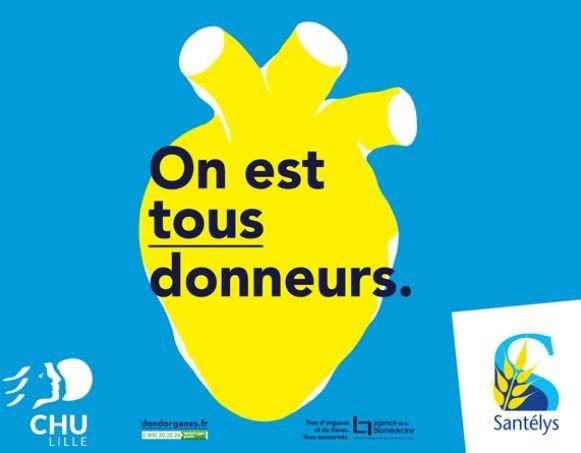 journée nationale de don d'organes - CHU Lille