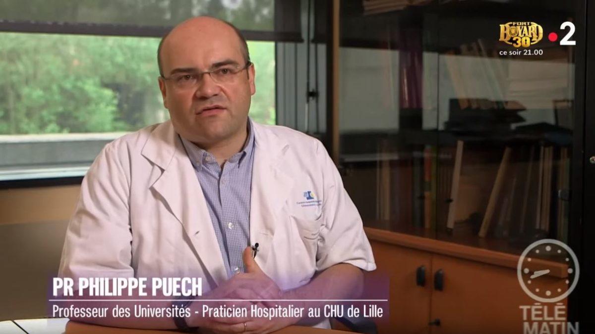 Le Pr Philippe PUECH en vidéo
