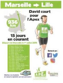 Défi sportif de David