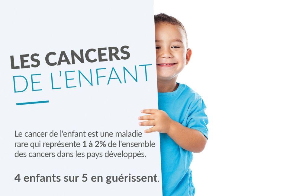 Les cancers de l'enfant - Septembre en OR 2019
