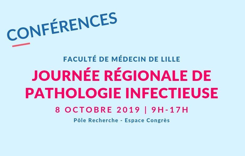 Journée régionale de pathologie infectieuse