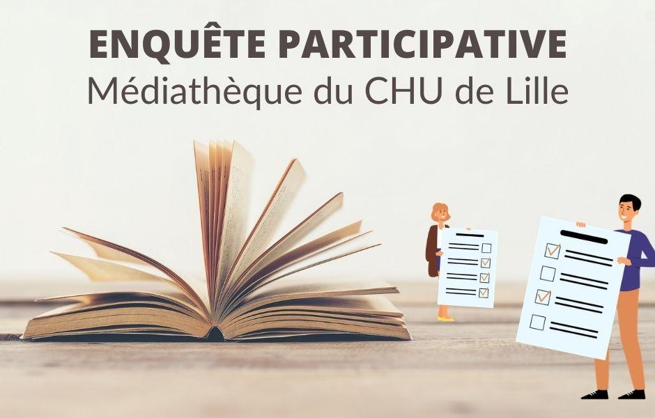 enquête participative de la culture à l'hôpital