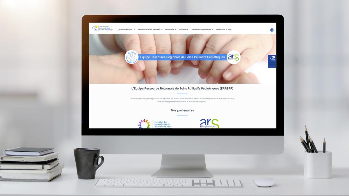Le nouveau site web Eiréné
