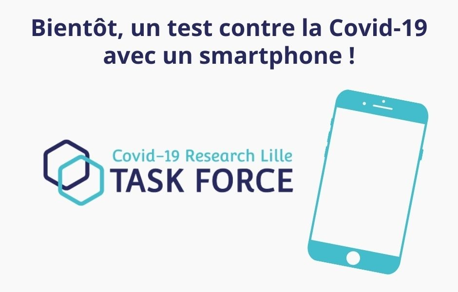 Actualité Taskforce research covid lille