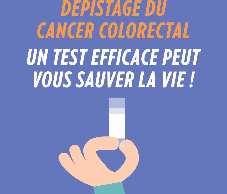 « Cancer colorectal : pourquoi se faire dépister ? » CHU LIlle