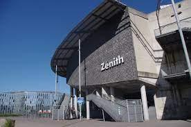 Centre de vaccination du Zénith de Lille