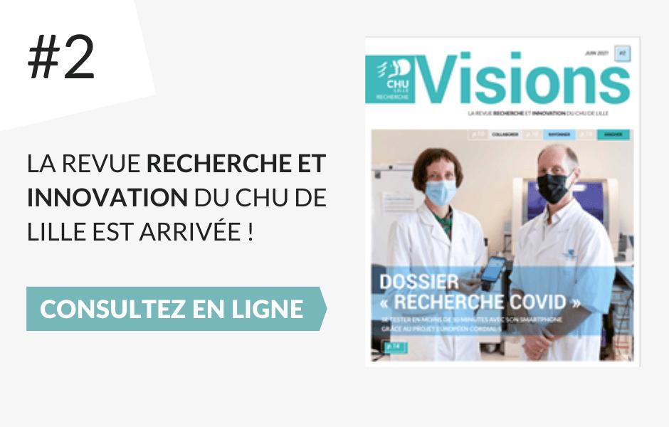 La revue Recherche : Vision n°2