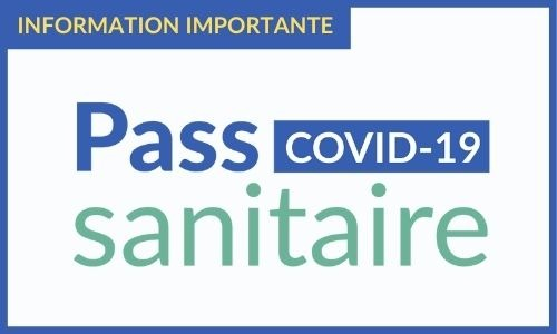 Information-importante pass sanitaire
