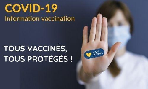 tous vaccinées 2021